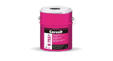 R 755 - Epoxidový penetračný náter, vlhkostná uzávera CERESIT