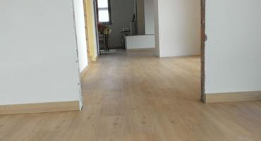 Kliková vinylová podlaha