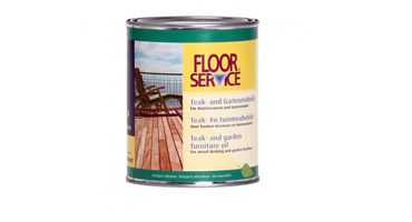 Floorservice Teak- and garden furniture oil