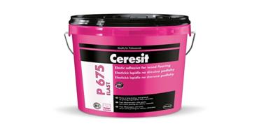 P 675 ELAST - Jednozložkové elastické lepidlo CERESIT