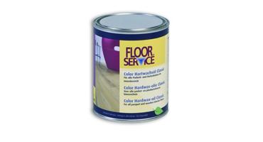 Floorservice Color Hardwax-oil Classic - Farbený tvrdý voskový olej