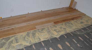 Sanacia-starej a montaž novej masivnej podlahy