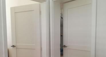 Rámové Dvere Laminát CPL, dekór Woodline creme H1424 ST22