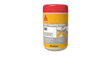 Sika Cleaning Wipes-100 - Čistiace utierky na ruky