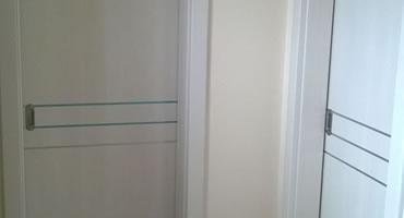 Interiérové dvere – ATVYN, model A-3, dekór Woodline creme H1424 ST22