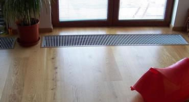 Drevená kliková podlaha – Befag, triedenie Nordic, LAK