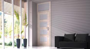 Rámové dvere - interiérové