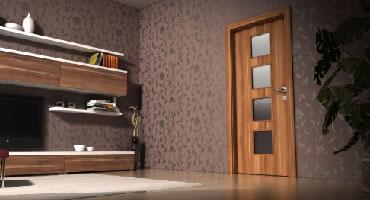 Sendvičové dvere - interiérové