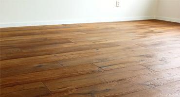 Drevená podlaha LODGE so silným rustikálnym charakterom