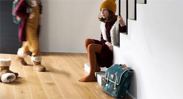 Essentiels – drevené klikové podlahy