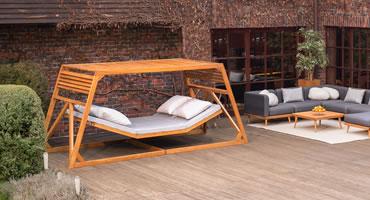 Vonkajšie postele