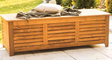 Záhradný box