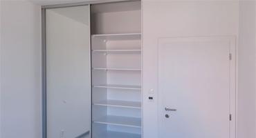 Laminátové dvere  – Biela Premium W1000 ST22