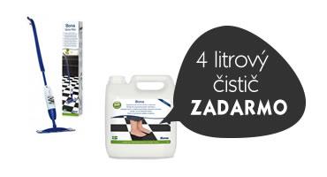 Bona Spray Mop na laminátové podlahy a dlaždice - AKCIOVÝ SET