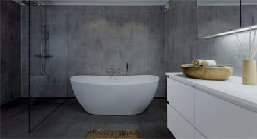 Wall & Water - Kúpeľňový obklad (10,2 mm)